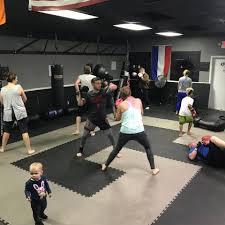 the garage kickboxing home facebook