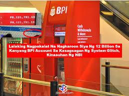 bpi si e social bpi instant millionaire faces libel charges from nbi