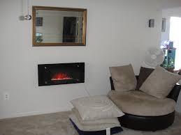 modern wall mounted electric fireplace wall mounted electric