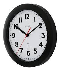 amazon wall clocks radio controlled decoration