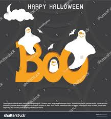 Halloween Boo Poems Happy Halloween Template Virtren Com
