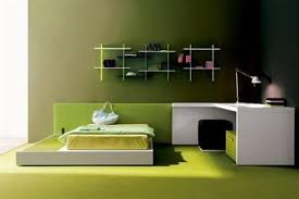 Teenage Bedroom Wall Colors - interior decorating from toddler room to teen quarters
