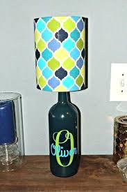 wine bottle lamp shades 40141 loffel co