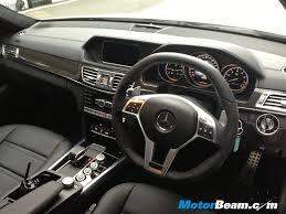 E63 Amg Interior Mercedes Benz Launches 2014 E63 Amg In India