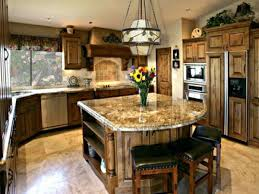 round kitchen islands home design ideas