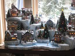 468 best christmas villages images on pinterest christmas