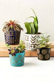 Painting Garden Pots Ideas Plant Pots Painting The Best Painted Flower Pots Ideas On Painting