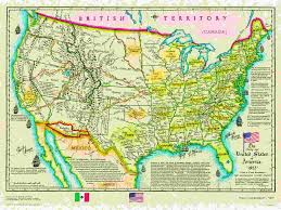 Map Of The States In The United States by United States Historical Maps United States Genealogy U0026 History