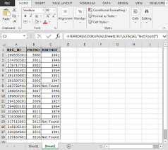 tutorial para usar vlookup how to use iferror and vlookup in excel microsoft excel tips from