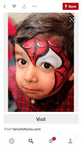 141 best my super party face painting ideas images on pinterest