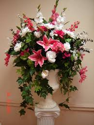 Silk Flowers Arrangements - elegant silk floral arrangements simply elegant weddings flower