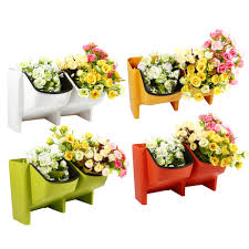 vertical planters offers potted succulents garden pots and
