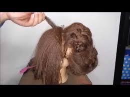 hair steila simpl is pakistan pakistani bridal hairstyle step by step full tutorial youtube