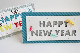 handmade new year greeting cards designs new year greeting card