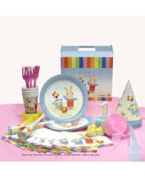 the party supplies babyfirst party supplies pack