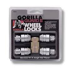 nissan altima lug nut size amazon com gorilla automotive 61681n chrome acorn gorilla guard