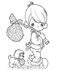precious moments angels coloring pages colorear