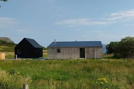 the blueberry shed bungalows for rent in portree scotland
