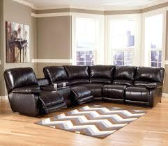 Leather Sectional Sofa Sleeper Furniture Sectional Recliners For Your Relax And Feel Your Stress