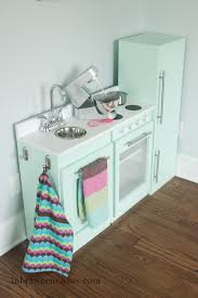 play kitchen from furniture play kitchen diy style playroom tutorials