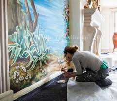 the authentic italian trompe l u0027oeil and frescos homestyleblogs com