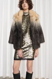 johanna faux fur jacket collections french connection