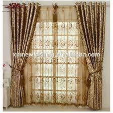 home decor curtains designs gilding velvet curtain fabric buy