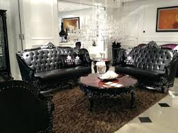 Black Leather Living Room Furniture Sets Black Leather Living Room Furniture Cirm Info