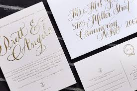 wedding invitations sydney angela and brett