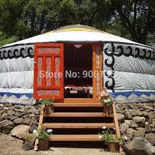 tende yurta diametro 3 5 m yurta mongola tenda esterna tenda turistica nomadi