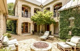 homes with interior courtyards traditional style house plans with interior courtyard
