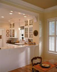 Open Kitchen Dining Room Small Kitchens With Pass Throughs Need To Keep The Lower
