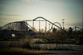 Six Flags Dates 20 Haunting Images Of The Abandoned Six Flags New Orleans Theme