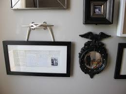 Hanging A Frame by How To Hang A Gallery Wall In 9 Steps U2013 Jaimee Rose Interiors