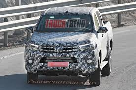 caught 2016 toyota hilux u2013 preview of next tacoma