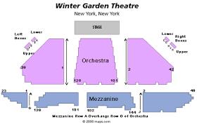 Winter Garden Theater Broadway - mamma mia tickets cadillac winter garden theater broadway shows