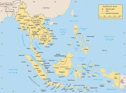 Political Map Asia by Political Map Of Philippines With Its Islands An Asian Country
