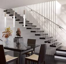 cable railing system metal contemporary stair railing to dress