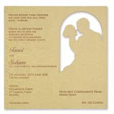 wedding card blessings lasercut wedding card masterweddingcards