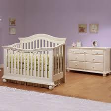 Baby Convertible Cribs Furniture by Sorelle Vista 2 Piece Nursery Set Couture Convertible Crib And