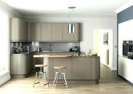 meuble de cuisine gris anthracite meubles cuisine gris couleur gris clair peinture ilot de cuisine
