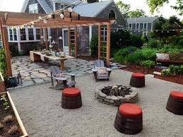 Cheap Backyard Fire Pit by Backyard Entertainment Ideas Photo 4 Design Your Home