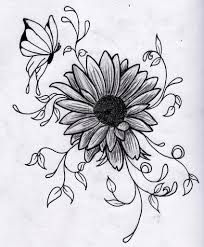 a drawing of a flower 1000 images about drawing ideas on pinterest