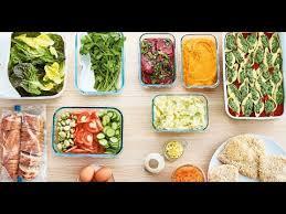cuisiner pour la semaine en seulement deux heures cuisinez vos repas pour toute la semaine