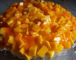 Kek Mango azlina ina fans asalamualaikumm hehhe ala lama nya