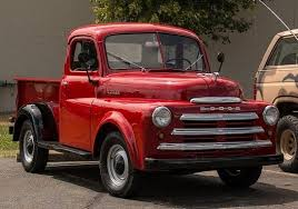 1949 dodge truck for sale 1949 dodge b1b 1 2 ton truck with pilot house cab for sale