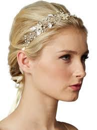bridal headband usabride bridal floral headband with