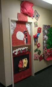 100 classroom christmas door decorating ideas office 43