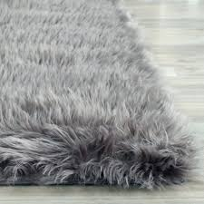 Fur Runner Rug Sheepskin Runner Rug Rugs Sheepskin Runner Rug Faux Fur Rug Bed