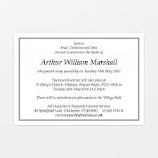 Funeral Stationery Funeral Stationery Reynolds Funeral Services